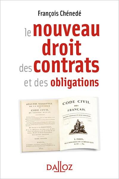 Vignette Le nouveau droit des contrats et des obligations