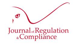 Journal of Regulation & Compliance